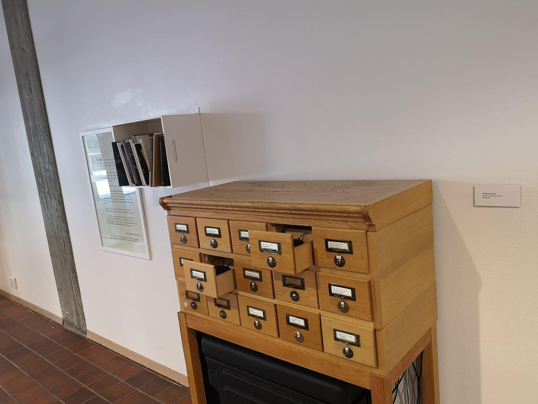 """Utgått Kristiansand. I """"Avskygninger"""", Kristiansand kunsthall 22.9-22.12.2018"""